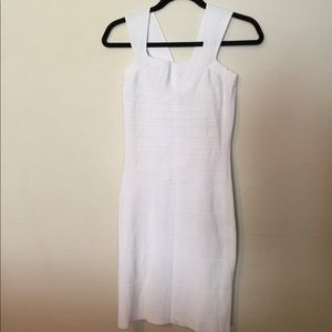 Dresses & Skirts - Express white dress